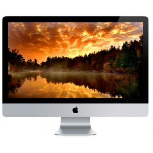 "Apple iMac 27"" Z0PG000DU"