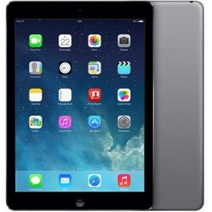 Apple A1475 iPad Air Wi-Fi 4G 16GB Space Gray MD791TU/A