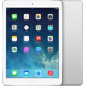 Apple A1475 iPad Air Wi-Fi 4G 16GB Silver MD794TU/A