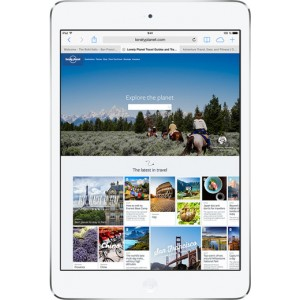 Apple iPad Mini Retina Wi-Fi+LTE 64GB Silver