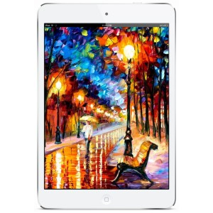 Apple iPad Mini Wi-Fi LTE 32GB White