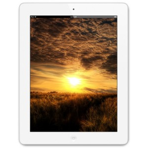 Apple iPad 4 Wi-Fi + LTE 128GB White