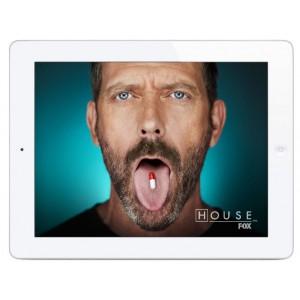 Apple iPad 4 16Gb Wi-Fi White