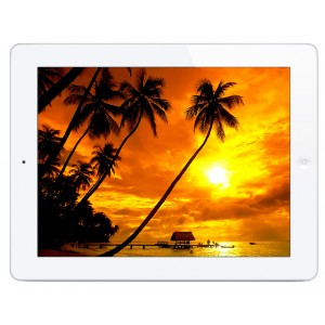 Apple iPad 4 Wi-Fi + LTE 16GB White