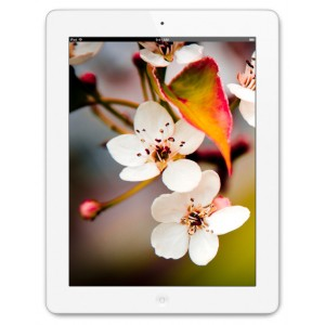 Apple iPad 4 64Gb Wi-Fi White