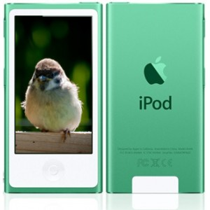 Apple iPod Nano 7Gen 16Gb Green