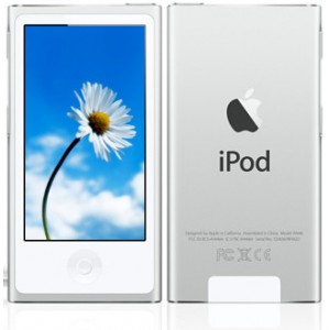 Apple iPod Nano 7Gen 16Gb Silver