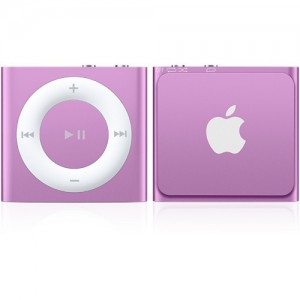 Apple iPod Shuffle 5Gen 2GB Purple