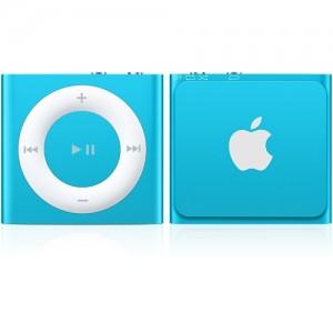 Apple iPod Shuffle 5Gen 2GB Blue