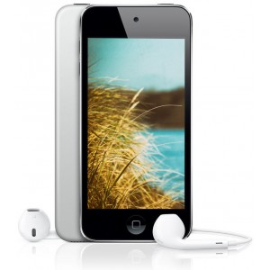 Apple iPod Touch 5Gen 16GB Black/Silver ME643