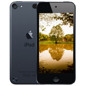Apple iPod Touch 5Gen 32GB Black/Slate MD723