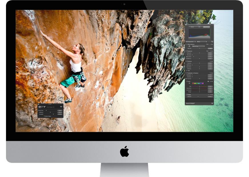 Купите imac 27 new Z0PG0008B в Apple line и получите доставку по Киеву