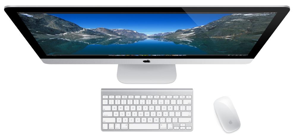 Apple iMac 27 купить по самой низкой цене в киеве