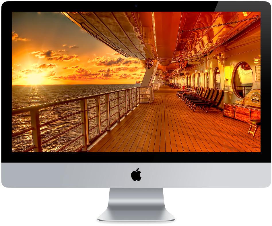 Невероятный красочный дисплей iMac в Apple line по самой низкой цене в Киеве.