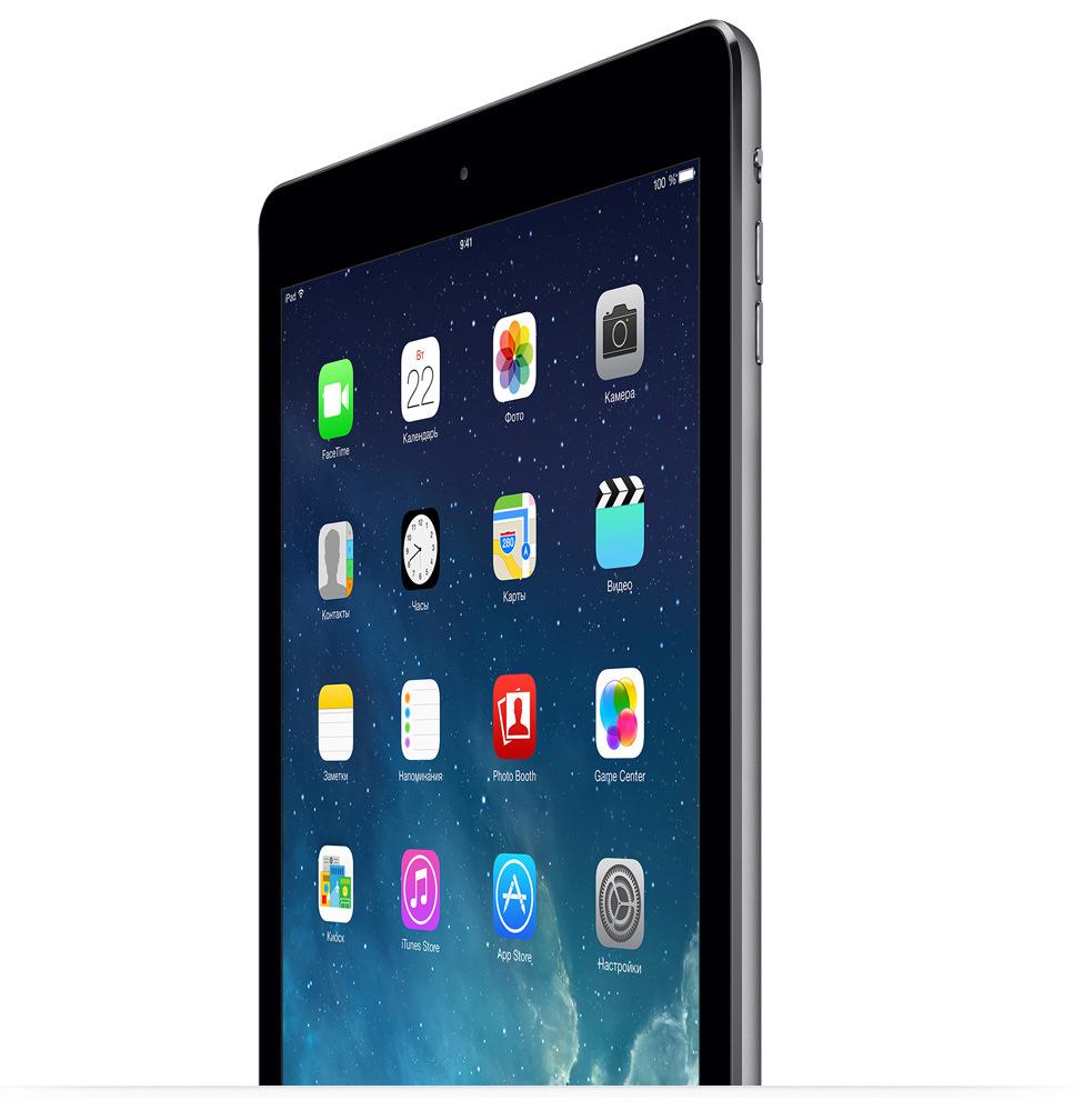 Купить по низкой стоимости ipad Air в Киеве