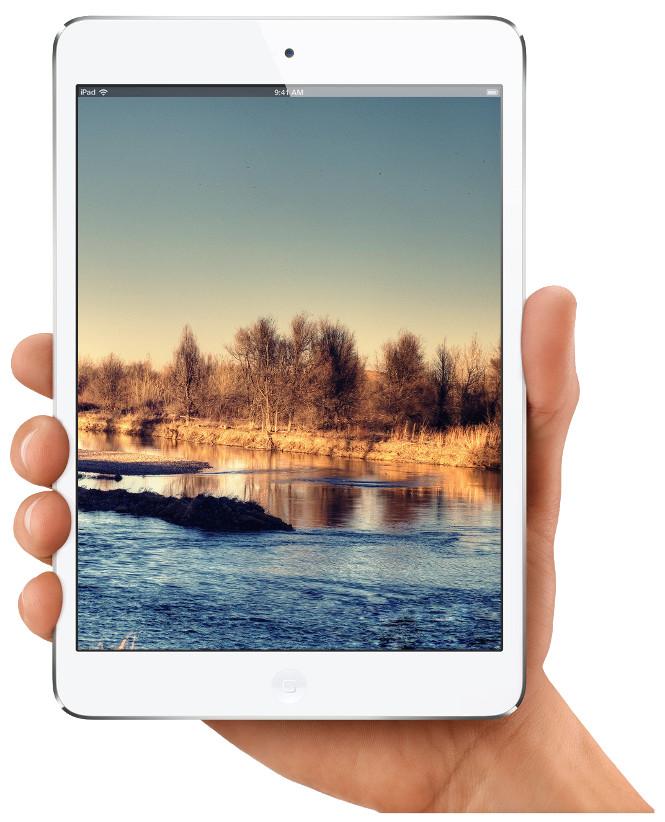 Лучший выбор на подарок в Apple line для студента. ipad mini