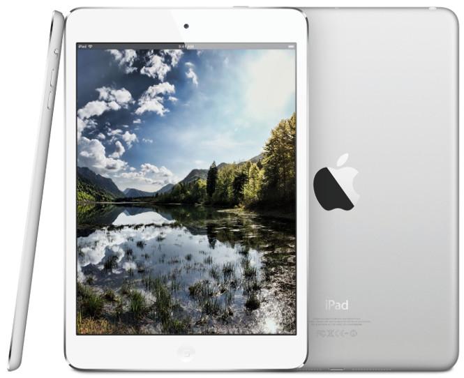 Apple iPad mini Wi-Fi 16GB White самая низкая цена. Доставка в Киеве