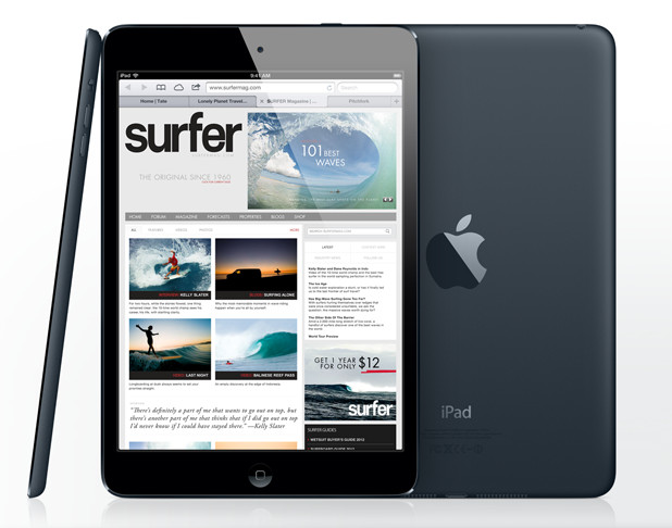 ipad mini - цена совершенства в Apple line.