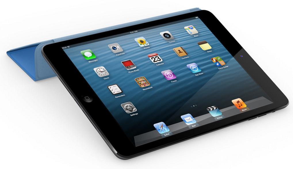 Заказать Apple iPad mini Wi-Fi Black по низкой цене в Киеве.