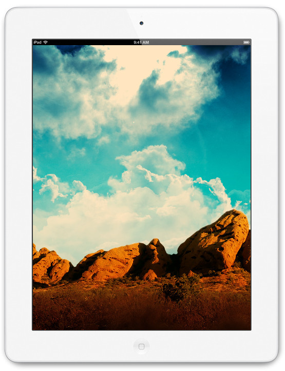 Стоимость Apple iPad 4 Wi-Fi + LTE 128Gb White в Киеве по самой низкой цене.