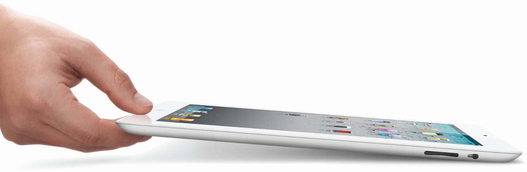 Apple iPad 2 Wi-Fi White  купить в Киеве. Низкая цена.