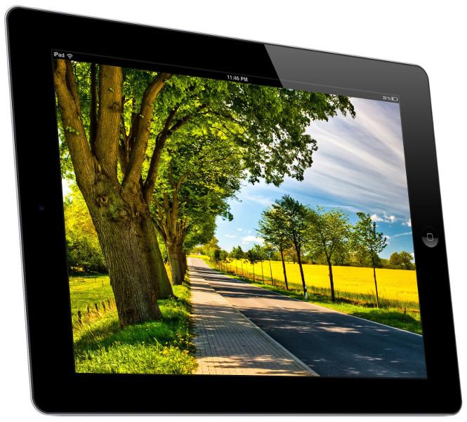 retina display с олеофобным покрытием по очень низкой цене в Киеве. iPad 4 на Apple line.