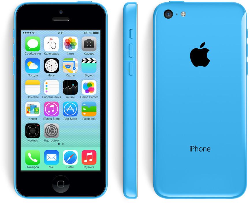 Заказать в Apple line с доставкой iphone 5c в Киеве