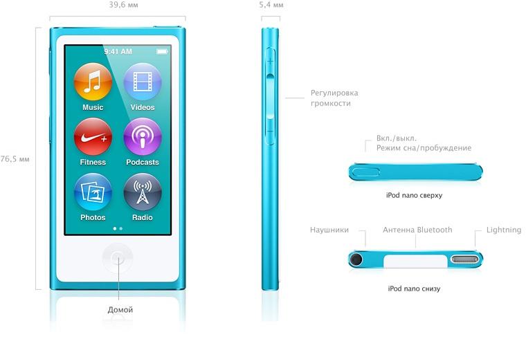 самая низкая цена в Украине на Apple line. ipod nano