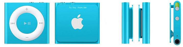 Самая низкая цена на ipod shuffle в Киеве Apple line