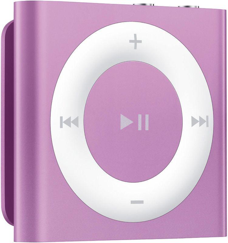 Низкая стоимость на Apple iPod Shuffle Purple в Киеве.