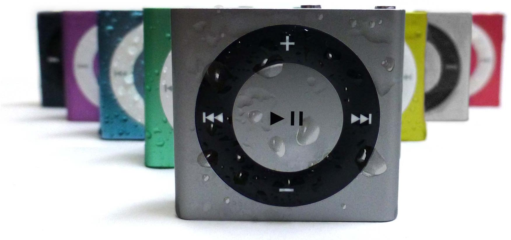 купить iPod Shuffle дешего по низкой цене в Киеве