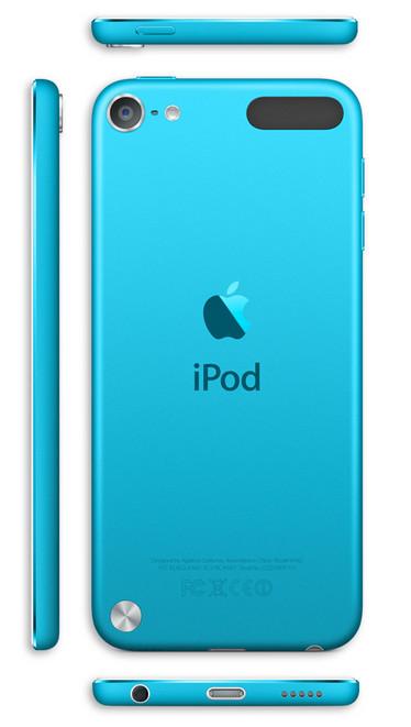 Купить Apple iPod Touch 5Gen 32GB Blue MD717 в Киеве по низкой цене.