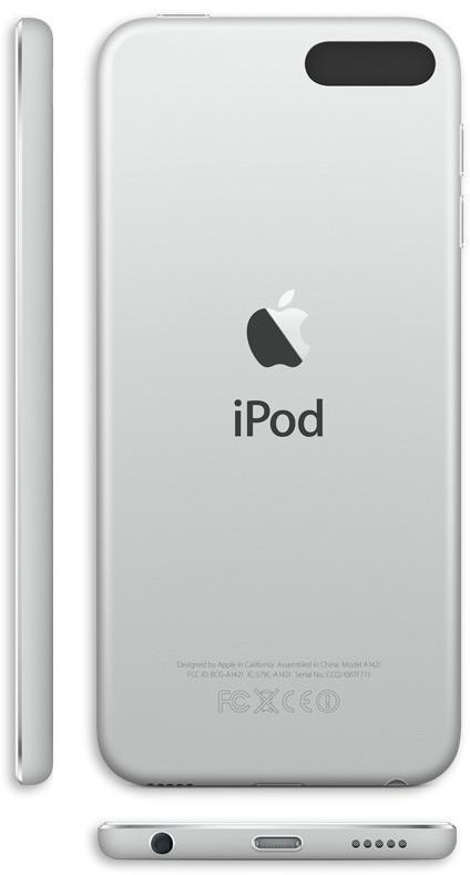 iPod Touch 5Gen 16GB Black/Silver купить Киев. Низкая цена в Apple-line.