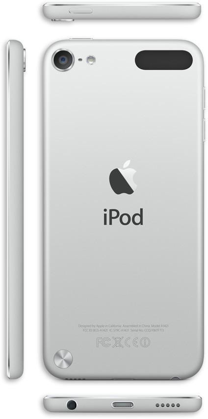 Купить Apple iPod Touch 5Gen 64GB White/Silver MD721 в Киеве по низкой цене.