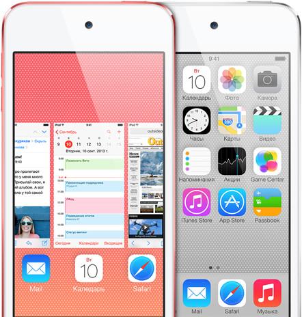 Apple iPod Touch 5Gen по хорошей цене в Киеве с Доставкой. Покупайте в Apple line.