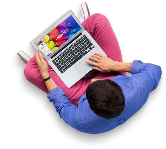 Ощутите удовольствие и легкость с MacBook Air в Apple line