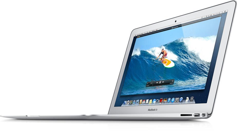 Самая низкая цена в Киеве с доставкой на ультрабук Apple MacBook Air MC965ю