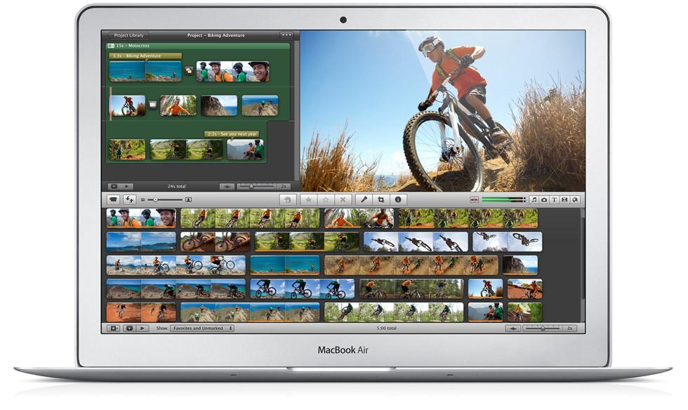 Лучший подарок в Киеве Apple MacBook Air MC965. Купить в Apple line.