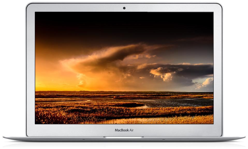 Вы можете купить самый тонкий ноутбук в мире прямо в Apple line