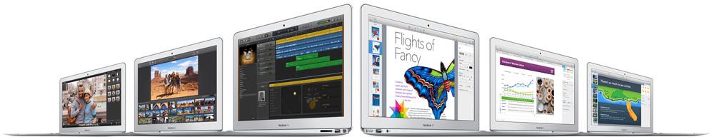 multi touch air macbook позволит Вам управлять с комфортом