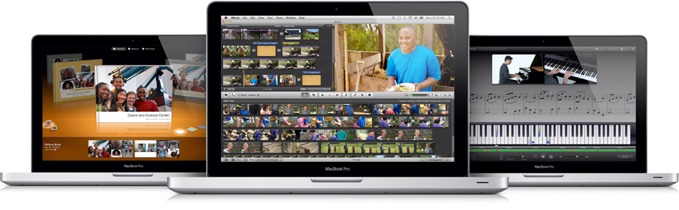 Apple line представляет лучшее решение для бизнеса в Киеве MacBook Pro. Хорошая цена..