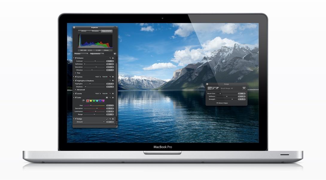 Приобрести В Apple line macbook pro 17 по низкой цене.